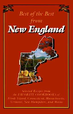 Best of the Best from New England By McKee, Gwen (EDT)/ Moseley, Barbara (EDT)/ Davidson, Tupper (ILT)