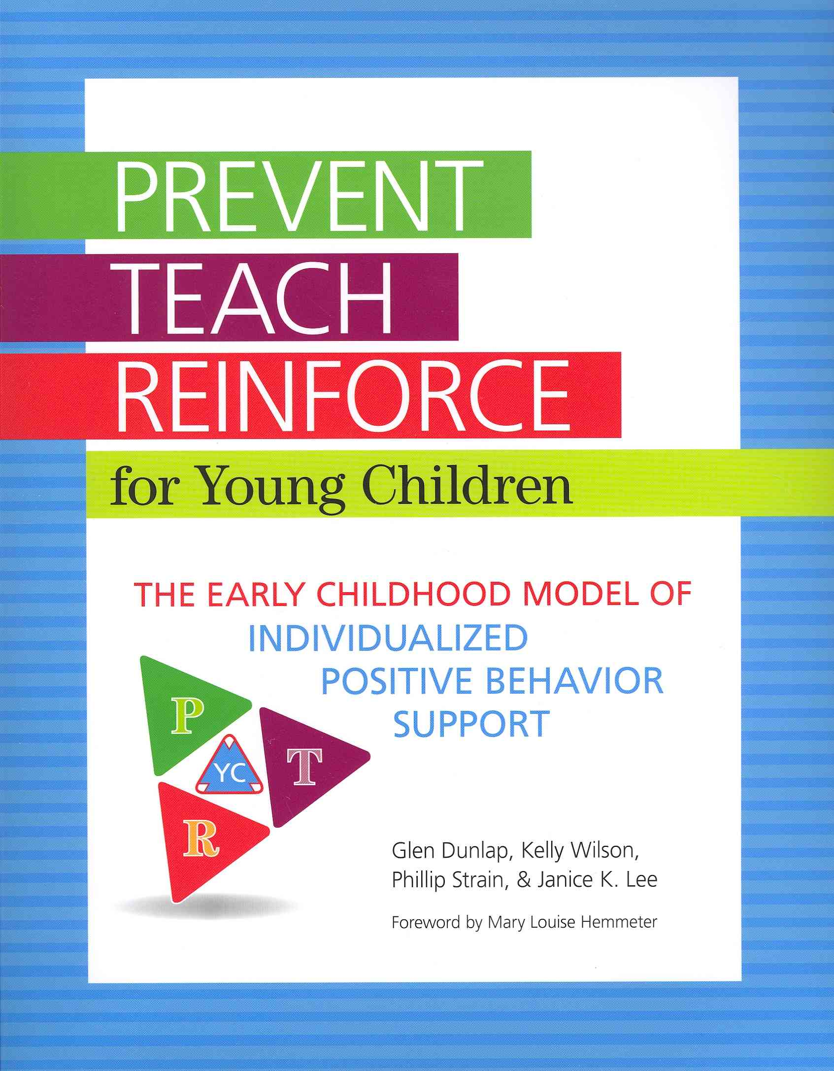 Prevent-teach-reinforce for Young Children By Dunlap, Glen
